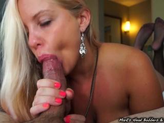 Anabelle's POV blowjob