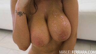 Manuel Ferrara - Romi Rain, Time To Bounce With These Big Tits
