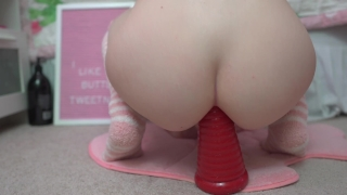 Small big toy teen anal riding teen toys