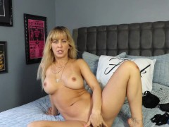 Milf Cherie Deville Big Titty Worship and Punishing Dirty Talk
