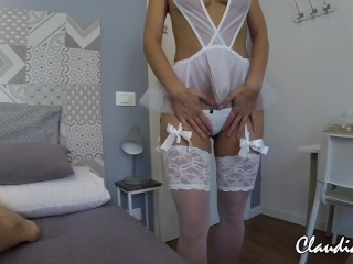 Ex GF is BACK! - Real hot sex