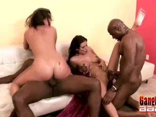 4some And Blacked Charley And Bailey