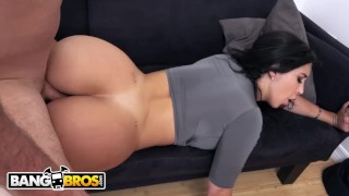 BANGBROS - Valerie Kay's BF Sean Lawless Gets Seduced By Her Busty Roommate porno