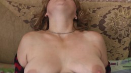 Clitoris masturbation and orgasm. Wet clit. Sex lesson DuBarry two. Vulva