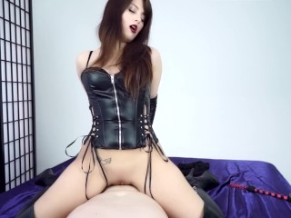 YOU CANT SAY NO - FEMDOM SEX POV ROLEPLAY GIRLFRIEND DOMME WOMEN ON TOP