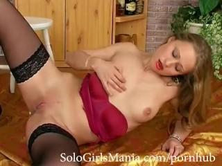 Big tits boobs at retirement home