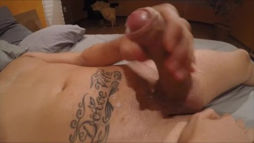 GYM AND JERK-OFF