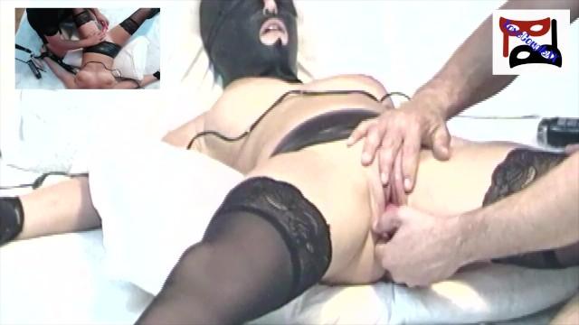 Bbw Bondage Squirting Orgasm