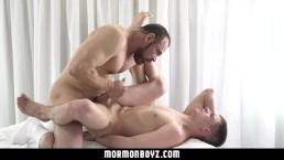 MormonBoyz - Mormon Has Secret Sex With Daddy