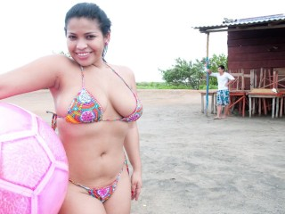 CULIONEROS - Latina Sofia Shows Off Her Big Tits On Tetonas Locas!