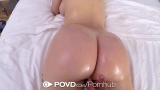 POVD NEW Look for big dick gobbling Lana Rhoades  point of view lana rhoades big tits blowjob pornstar pov missionary big dick massage hardcore oily brunette povd