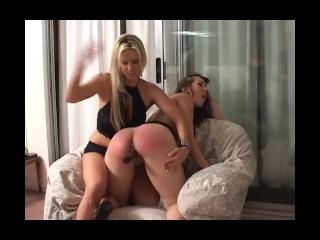 spanking and orgasm