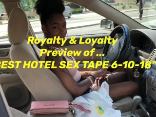 """Young Couple """"LoyaltynRoyalty """" Awesome Sex!"""