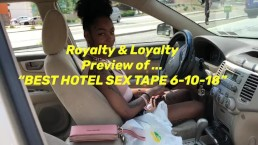 "Young Couple ""LoyaltynRoyalty "" Awesome Sex!"