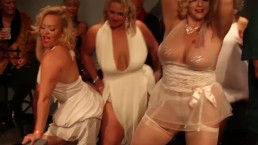 Sexy Nude Twerk Contest