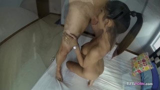 Tits thai gopro nicely guy by fucked random films big tuk thai