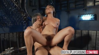 Star Wars The Last Temptation A DP XXX Parody Scene 4 Lily Labeau & Erik