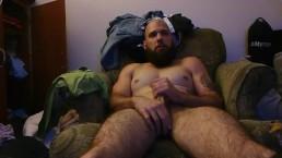 This big white dick cumming