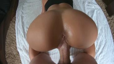 This big ass make me cum insta