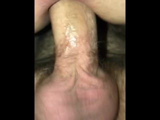 Mommy let's step son try anal