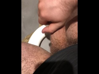 Edging after a long day