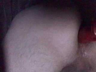 Just me, my camera and my butt plug