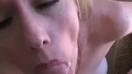 Mature Cocksucker Brings The Passion
