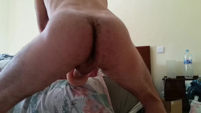 Man Cumming Womans Pussy