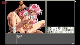 Toushin Toshi 2 Part 3 : Training for the First Fight! ; Hentai RPG Game