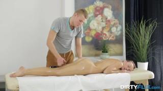 Dirty Flix - Pola Sunshine - Dream pussy deep oil massage