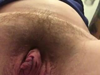 Suction cup clit up close