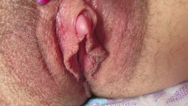 Close up big clit jerking and cumming full video HD