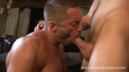 Christian Wilde Gives Jake Genesis a Hand