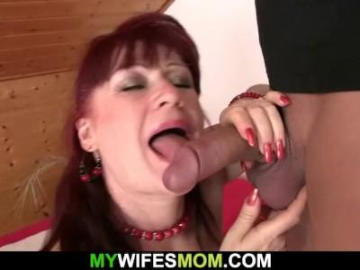 Matka i syn porno