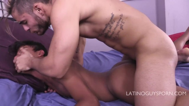 Absolutely gay porn Latin papi daguy bareback fuck bottom boy mowli must watch
