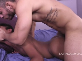 LATIN PAPI DAGUY BAREBACK FUCK BOTTOM BOY MOWLI MUST WATCH