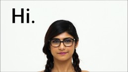 MIA KHALIFA - I Invite You To Check Out A Closeup Of My Perfect Arab Body