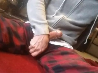 Red  and cock worship #2