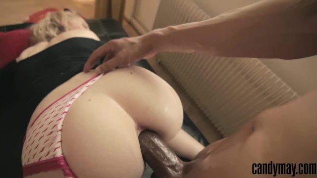 Wife Gets Ass Fucked Bbc