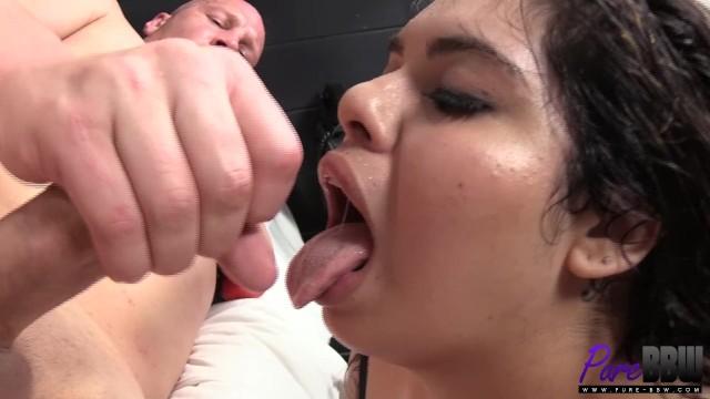sensual latina BBW Bella Bangz gets fucked 35