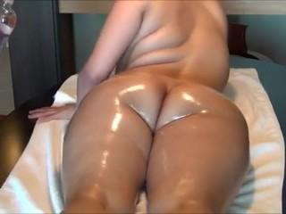 Sensual Massage Asian Wife