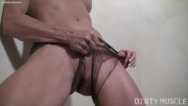 Blonde;Fetish;Masturbation;Mature;Solo Female femalemusclenetwork, kink, masturbate, old, fbb, female-muscle, muscular-milf, female-bodybuilder, female-bodybuilding, pantyhose, clit