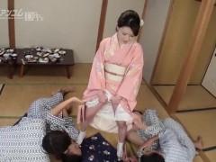 【無】新春おもてなし料亭 桐島ひかる Hikaru Kirishima