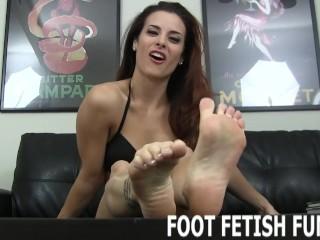 Foot Fetish And Femdom Foot Worship Videos