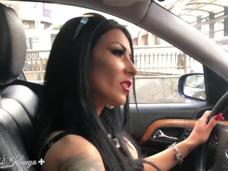 Mistress Kennya: The public humiliation of My puppy bitch part 1 Trailer