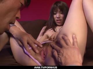 Hinata Tachibana reveals her naughty side when fac - More at 69avs.com