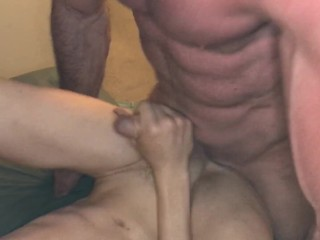 Billy Santoro Whores Out Raw Cum Dump for Loads