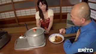 Erito - Eating Out Sexy Neighbor Haruka