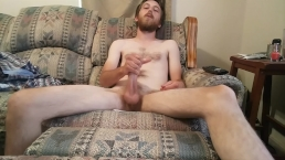 Jerking my dick