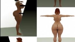 Dukes curvy fuck dolls